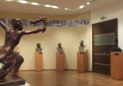 Kisfaludi Strobl Zsigmond állandó kiállítása