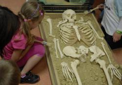 Találd meg, ásd ki, restauráld - múzeumpedagógiai foglalkozás