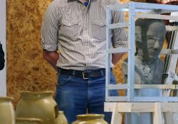 Lewis Colburn a Göcseji Múzeumban