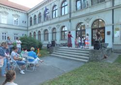 Színes programok a múzeumkertben