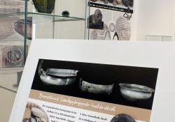 A körárkoktól a kőfalakig - válogatás az elmúlt 10 év Zala megyei régészeti leleteiből