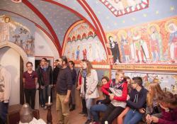 Templomok és kolostorok, a középkori vallásosság színterei