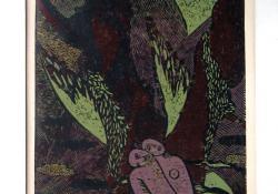 08 A reménység képei XI, 1978, papír, fametszet, 40,5x29 cm
