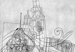 11 Templomtornyok kikötőmotívumokkal, 1936.