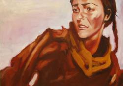 15. ''A nagy kalandra készültem...'', 2005,olaj-vászon 70x100 cm