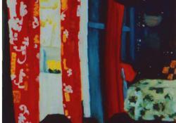 2. Délután, 2000, olaj-vászon