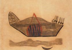 20 Indián csónak, 1938.