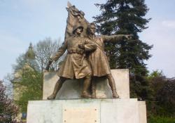 A 48. Gyalogezred emlékműve, 1934, Nagykanizsa