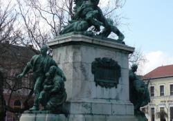 Hősi emlékmű, 1928, Nyíregyháza