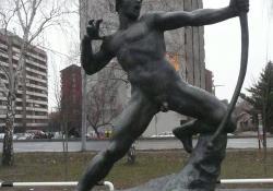 Íjász, 1918. (1986.) Zalaegerszeg