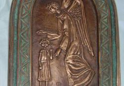 Angyali üdvözlet, 2005, bronz
