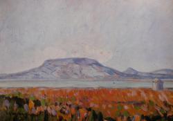 Badacsonyi hegy, 1916.