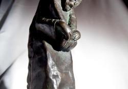 Bánat, 1988, bronz