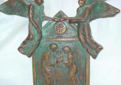 Betlehem, 1980, bronz