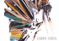 Borító-illusztráció, 2014, Cséby Géza, Vasárnapi koncert