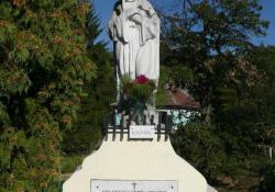 Dobronhegy, Patrona Hungariae, 1936, műkő