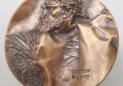 G. Klimt, 2003, bronz, 8 cm