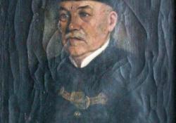 Kolbenschlag Béla, 1925, olaj, vászon, 70x54 cm