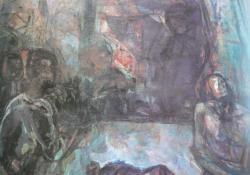 Krisztus Emmausban, 1920. k.