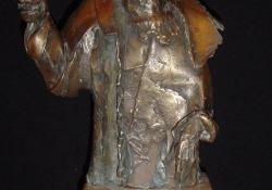Leonardo - A talány, bronz