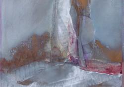 Memento, 2007, vegyes techn, farost, 59x59 cm