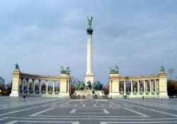 Millenniumi emlékmű, Budapest, 1896-1929.