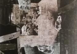 Nyelvemlék I, fotófestmény