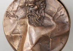 Rodin, 2004, bronz