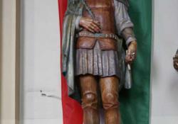 Szt. Imre, Zalaszentgrót, 2004, f. fa, 170 cm