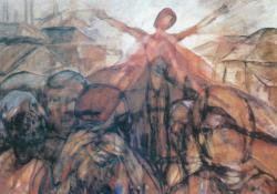 Vörös Krisztus (Vörös igazság), 1920. k.