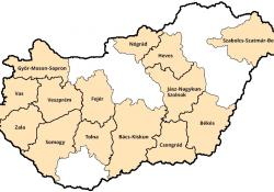 Megyei kataszteri térképek
