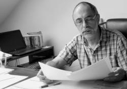 dr. Kostyál László művészettörténész, igazgatóhelyettes