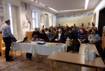 Véget ért a gyümölcsész tanfolyam a Göcseji Múzeumban
