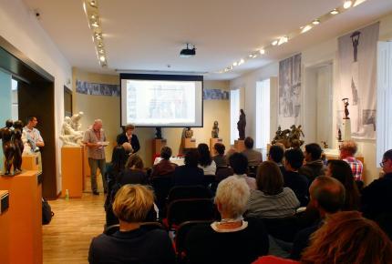 VERSO konferencia a Göcseji Múzeumban