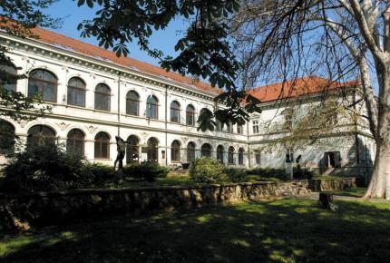 Göcseji Múzeum épülete