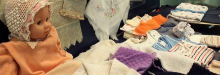 Születés: Néprajzi kiállítás