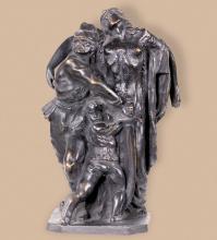 Észak szobrának kismintája, 1920, bronz, ltsz. K.76.3.152.