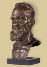 G. B. Shaw, 1932, bronz, ltsz. K.76.3.23.